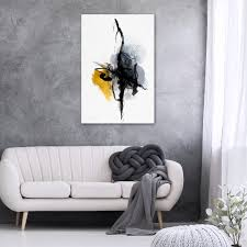 abstrakt vlies leinwand deko bild wandbild kunstdruck 6