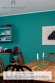 esszimmer wandfarbe türkis by mangoldt wandfarbe