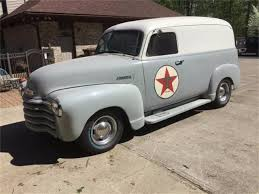 1953 Chevrolet Panel Truck For Sale | ClassicCars.com | CC-1121915 10 Vintage Pickups Under 12000 The Drive 1953 Chevygmc Pickup Truck Brothers Classic Parts Ford Fr100 Panel Cammer Side Angle 1920x1440 Wallpaper Chevrolet For Sale Classiccarscom Cc1055873 Rare Custom Built 1950 Double Cab Youtube Chevy 1949 1951 1952 49 50 51 52 Panal Van Rat 1954 Hot Rod Network 4719551 Suburban Bolton S10 Frame Swap