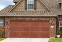 Residential Garage Doors Cedar Cross Overhead Door