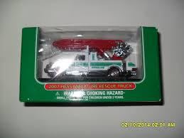 Amazon.com: 2007 Hess Miniature Rescue Truck: Toys & Games Hess Toy Fire Truck 2015 And Ladder Rescue On Sale Amazoncom 2013 Tractor Toys Games 2000 Mib Ebay Miniature Hess First In Original Unopened Box New 2010 Mini 18 Wheel 13th The Series Value Of Trucks Books Price Guides 1999 And Space Shuttle With Sallite 1980 Traing Van 1982 2011 Flat Bed Race Car Lights Sounds Toys Values Descriptions 2017 Dump Loader