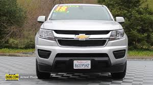 100 Truck Prices Blue Book PreOwned 2018 Chevrolet Colorado 2WD Work Extended Cab Pickup