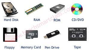 Data Storage Devices Essay