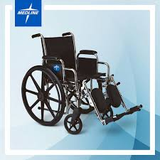Medline Transport Chair Instructions by Medline Ultra Light Transport Chair Smokey Blue Or Red