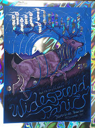 Widespread Panic Halloween Las Vegas by Inside The Rock Poster Frame Blog Jim Mazza Widespread Panic