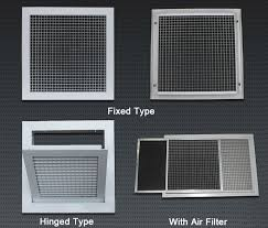 Decorative Wall Air Return Grilles by Hvac Air Conditioner Aluminum Ceiling Wall Decorative Return