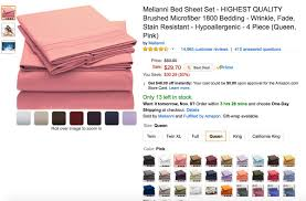mellanni brushed microfiber bed sheets review
