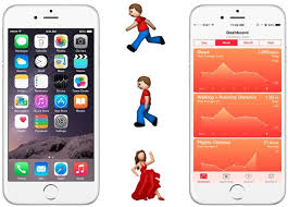 Track steps and movement with iPhone Health app iPhone