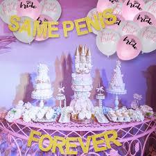 Bachelorette Party Decorations Supplies Pack Complete Bridal Shower Party Set 72pcs Includes