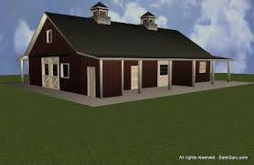 Shed Row Barns For Horses by Horse Barn Builder In Georgia Ga Pole Barn Builders Horse Barn