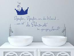 wandtattoo spruch badezimmer lustig fliesenaufkleber bad schminktisch deko