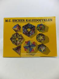 M C Escher Kaleidozyklen By Schattschneider Doris Und Wallace Walker