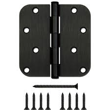 Non Mortise Cabinet Hinges Nickel by Shop Door Hinges At Lowes Com