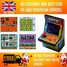Mini Arcade Cabinet Kit Uk by Arcade Machine Ebay