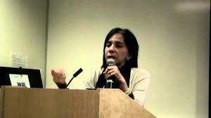 100 Heidi Mendoza Speaks At USF Part 3