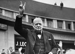 Winston Churchill Iron Curtain Speech Video by Winston Churchill Library To Be Created In D C Cbs Baltimore