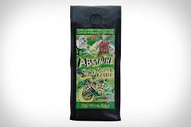Absinthe Flavored Ground Coffee