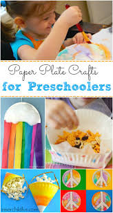Here Are 4 More Of Our Favorite Paper Plate Crafts For Preschoolers