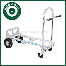 Convertible Hand Trucks, Convertible Hand Trucks Suppliers And ... Alinum Hand Trucks Cobra Lite Continuous Handle Truck Elegant 20 Images Wesco New Cars And Wallpaper Vestil Platform Roughneck Convertible 3position Handplatform 550 2 In 1 Best 2017 R Us Folding Item 29063 Magliner Hmk111am1c5 Two Wheel With Stair Climbers Vevor 770lb 61 Height Steel Moving Supplies The Home Depot Suppliers And Twowheel Straight Back Hmac16g2e5c Bh
