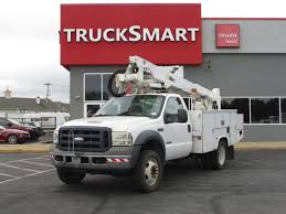 Bucket Truck -- Boom Truck Trucks For Sale In Pennsylvania