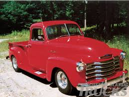 1951 Chevy/GMC Pickup Truck - Brothers Classic Truck Parts