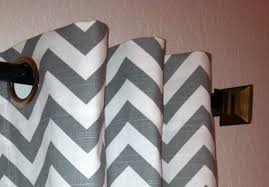 Grey And White Chevron Curtains Target by Yellow And Grey Blackout Curtains Grey Blackout Curtains