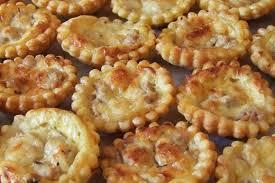 mini quiche pate feuilletee mini tartelettes au thon moutardé l atelier culinaire gourmand