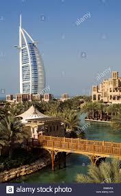 100 English Architects United Arab Emirates Dubai Burj Al Arab Hotel By Stock