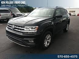 Used 2018 Volkswagen Atlas 3.6L V6 SE AWD SUV For Sale Wilkes Barre ...