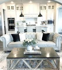 Dining Room Kitchen Ideas by Best 25 Small Open Kitchens Ideas On Pinterest Farm Style