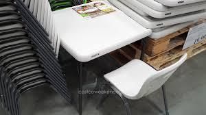 lifetime children s folding table costco weekender