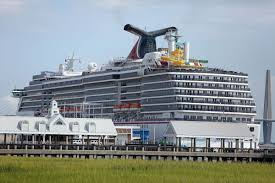 Cruise Ship Sinking 2007 by Carnival Cruise Ship Rerouted To Charleston Because Of Hurricane