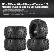 4Pcs 150mm Wheel Rim And Tires For 1/8 Monster Truck Racing RC Car ... Dutrax Picket And Six Pack Short Course Tires Rc Truck Stop Rolling Stock Roundup Which Tire Is Best For Your Diesel Good Price Truck 11r225 Made In China Buy Tires Nitto Mud Grapplers 37 Most Bad Ass Looking Tires Out There Good How Is Cooper Cs5 Ultra Touring Vs Grand Review Goodyear Canada 14 Off Road All Terrain For Car Or In 2018 Cars Trucks And Suvs Falken Top 10 Winter 2016 Wheelsca Are Allweather A Cpromise The Globe Mail Allterrain Improb