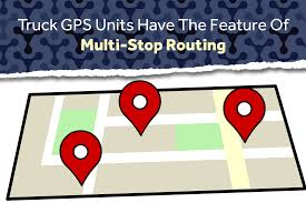100 Gps With Truck Routes Features Of GPS Navigation System For S Ing Lane