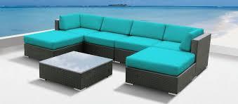 Outdoor Furniture Blog Luxxella Outdoor Patio Wicker MALLINA 7pc