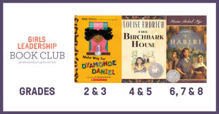 Girls Leadership Book Club Nikki Grimes Louise Erdrich Naomi