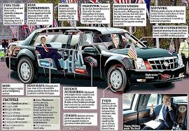 First look inside Trump s brand new bulletproof Cadillac e