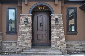 Ideas Tuscan Front Door 145 Style Wood Entry Doors Rustic Exterior On