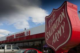 the salvation army metropolitan division family thrift stores