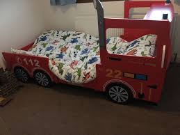 Awesome Toddler Fire Engine Bed + Mattress | In Saltcoats, North ... Firetruck Loft Bedbirthday Present Youtube Fire Truck Twin Kids Bed Kids Fniture In Los Angeles Fire Truck Engine Videos Station Compilation Design Excellent Firefighter Toddler Car Configurable Bedroom Set Girl Bunk Beds Looking For Bed Cheap Find Deals On Line At Themed Software Help Plastic Step 2 New Trundle Standard Single Size Hellodeals Dream Factory A Bag Comforter Setblue Walmartcom Keezi Table Chair Nextfniture Buy Now Kids Fire Engine Frame Children Red Boys