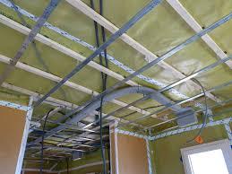 materiel faux plafond maison travaux