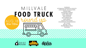 Millvale Food Truck Roundup #3 @ Grist House, Pittsburgh [18 August]