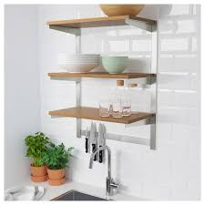 kungsfors susp rail w shelf mgnt knife rack stainless