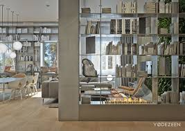 Living Room With Fireplace And Bookshelves by Bookshelf With Fireplace Interior Design Ideas