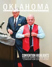 Oklahoma Motor Carrier Fall 2014 By Oklahoma Trucking Association ...