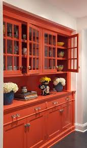 China Hutch Ideas China Cabinet Ideas Dining Room Traditional With