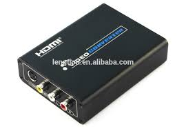 Hdmi To Scart Converter 3rca Av Cvbs posite & S video R l Buy