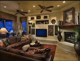 awesome living room ideas brown sectional best brown sectional