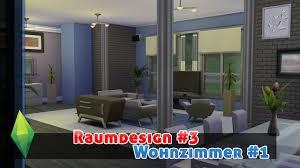 wohnzimmer mit esseck chen die sims 4 raumdesign roomdesign 3 wohnzimmer 1
