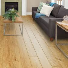 Quick Step Classic Enhanced Beech 3 Strip Laminate Flooring CL1016
